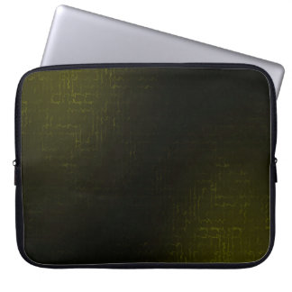 Cascade (Yellow)™ Neoprene Laptop Sleeve