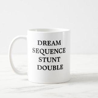 Cascadeur rêveur d'ordre mugs