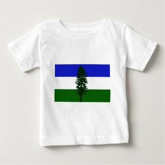Cascadia Flag Baby T-Shirt