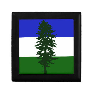 Cascadia Flag Gift Box