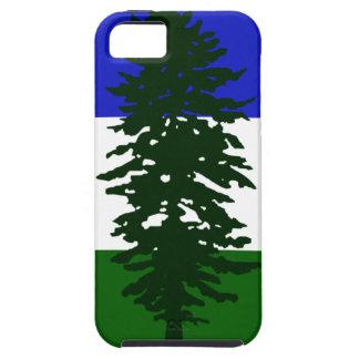 Cascadia Flag iPhone 5 Cases