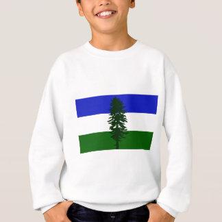 Cascadia Flag Sweatshirt
