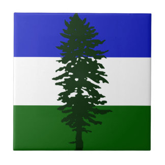 Cascadia Flag Tile