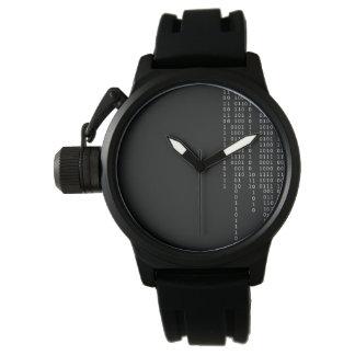 Cascading Binary Watch