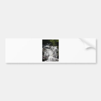 Cascading Falls Bumper Sticker
