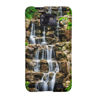 Cascading waterfall galaxy SII cover