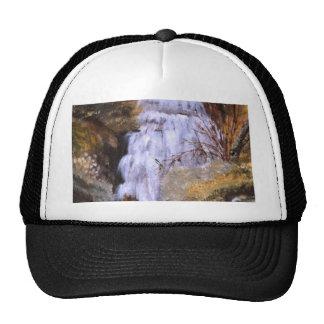 Cascata da Ribª da Ajuda - óleo (vendido) Hat