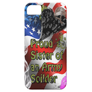 Case for a army sister! iPhone 5 cover