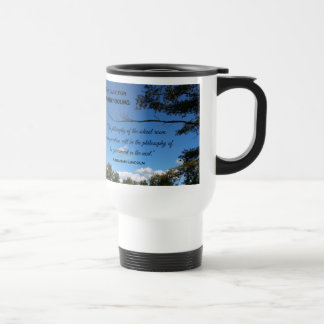Case for Homeschooling Travel Mug