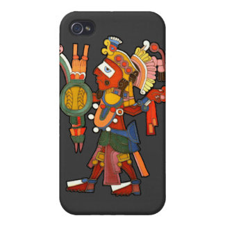 Case for iPhone 4/4S  Mayan indian warrior Cases For iPhone 4