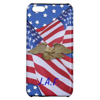 Case for iPhone American Flags and eagle iPhone 5C Covers