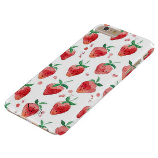 "Case iPhone ""Strawberry Case"""