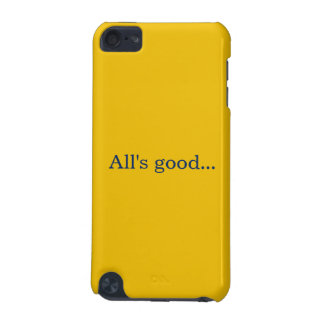 Case iPod Touch yellow iPod Touch 5G Cases