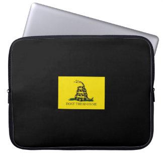Case /Laptop Sleeve 15in. w/ Gadsden Flag Laptop Sleeves