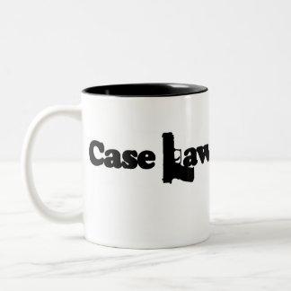 Case Law Large Coffee Mug
