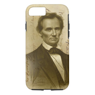 Case-Mate Tough iPhone 7 Case –Young Lincoln