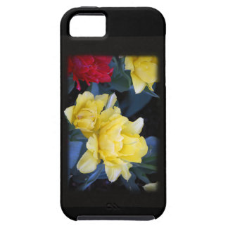 Case-Mate Tough iPhone SE + iPhone flowers Case For The iPhone 5