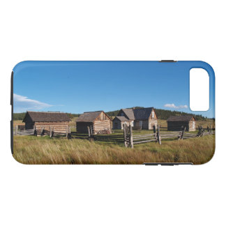 Case-Mate Tough Plus iPhone 7 Case Log Cabin