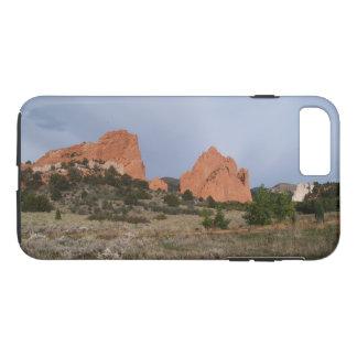 Case-Mate Tough Plus iPhone 7 Case Red Rocks in Ga