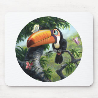 Case of the Butterflies Mouse Pad