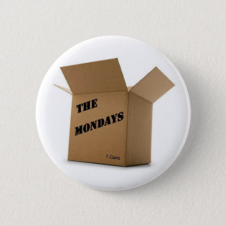 Case of the Mondays 2 Inch Round Button