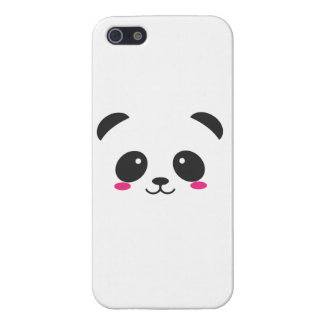 Case Panda Cover For iPhone 5/5S