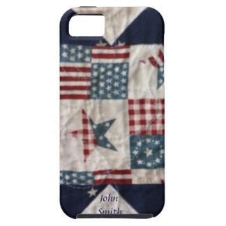Case - Patriotic Quilt Design #2