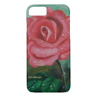 Case Premium Painting: Rose 🌹