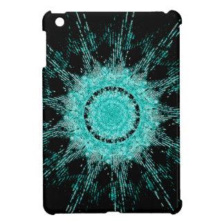 Case Savvy Glossy iPad Mini Case Light Blue Splash iPad Mini Covers