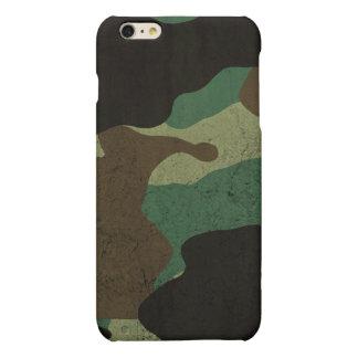 Case Savvy iPhone 6 Plus Matte Finish Case - Camo