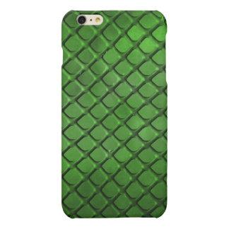 Case Savvy iPhone 6 Plus Matte Finish Case-Green