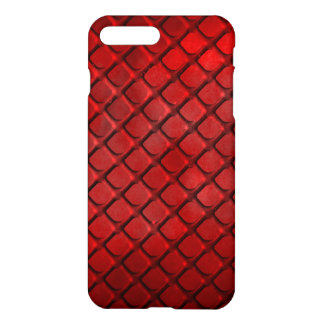 Case Savvy iPhone 7 Plus Matte Case - Red