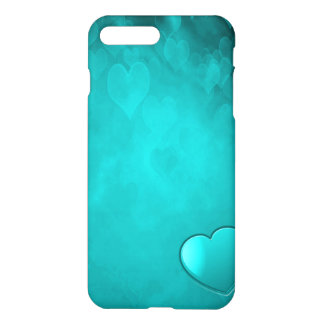 Case Savvy iPhone 7 Plus Matte Finish Case - Blue