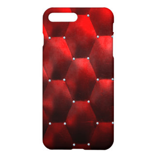 Case Savvy iPhone 7 Plus Matte Finish Case - Red
