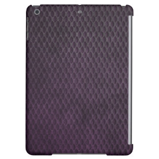 Case Savvy Matte iPad Air - Spots and Dots/Purple iPad Air Cover
