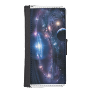 case telephones cosmos iPhone 5 wallets