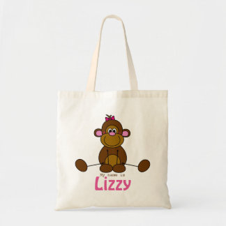 Case with own name - lief litte monkey - little