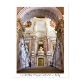 Caserta Royal Palace Postcard