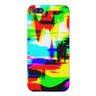 Cases Extreme Color Chaos.JPG iPhone 5 Cases