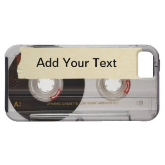 Casette Tape Case For The iPhone 5