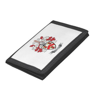 Casey Coat of Arms Tri-fold Wallet