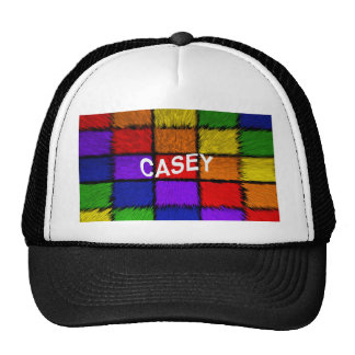 CASEY TRUCKER HAT