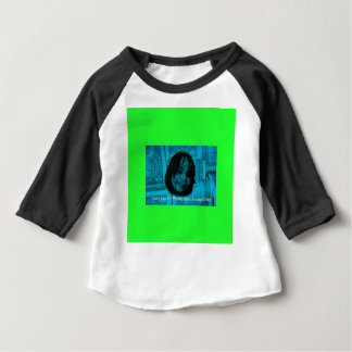 Cash Lover (Plastic Also Acceptable) Money Face Baby T-Shirt