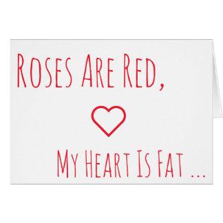 Cash Me Ousside Valentine Card