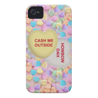 cash me outside iPhone 4 cover