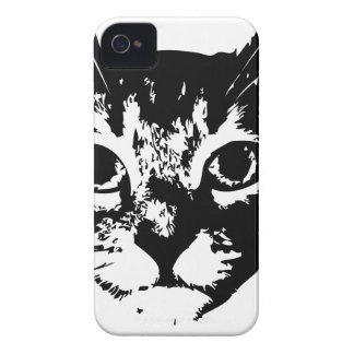 CASH MEOW SIDE iPhone 4 CASE