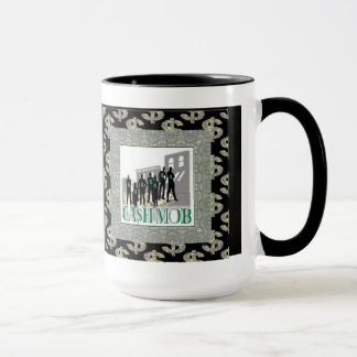 Cash Mob Big Bucks Coffee Mug