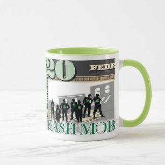 Cash Mob Currency Coffee Mug
