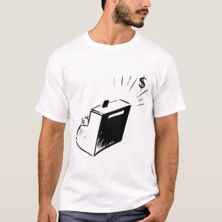 Cash Register Mens T-Shirt