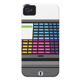 Cash Register Touch screen iPhone 4 Cases